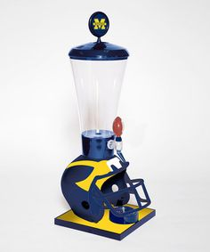 Take a look at this Michigan Wolverines Drink Dispenser by Wild Sports on #zulily today!