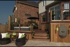 Decked Out on HGTV, your source for Decked Out videos, full episodes, photos and updates. Watch Decked Out on HGTV. Hot Tub Deck, Hot Tub Backyard, Backyard Ideas, Outdoor Furniture, Outdoor Decor, Outdoor Stuff, Outdoor Ideas, Whirlpool Deck, Outdoor Spaces