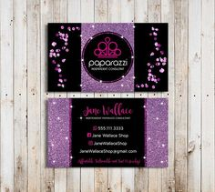 25 best paparazzi images on pinterest paparazzi jewelry jewellery paparazzi business cards paparazzi accessories paparazzi jewelry paparazzi consultant black and purple glitter business cards vistaprint reheart Choice Image