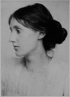 Virginia Woolf (Julia Margaret Cameron).