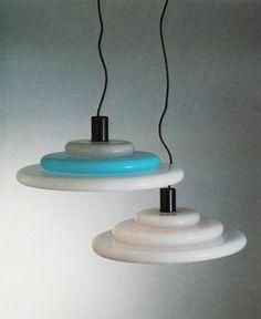 LS 732/LS 733 Lamps, by A.V. Mazzega