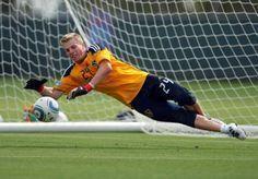 Fitness Drills for Soccer Goalkeepers #soccerpracticeforkids #soccerlife