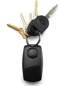 The safest and most effective method of self protection. Personal Emergency Alarm  $17.50