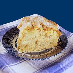 From One Perfect Bite - Irish Apple Cake:  This is a very moist cake that is wonderful when it is served hot from the oven. The good news, however, stops there. The cake does not age well and it gets soggy if it is allowed to sit too long.  While the cake is traditionally served  with unwhipped cream, I  prefer to serve it with a scoop of good vanilla ice cream mmm <3
