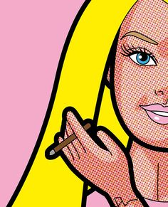 Barbie´s cigar - Grégoire Guillemin