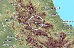 Cinquew News: Terremoto in Abruzzo e Lazio 24 aprile 2017, scoss...