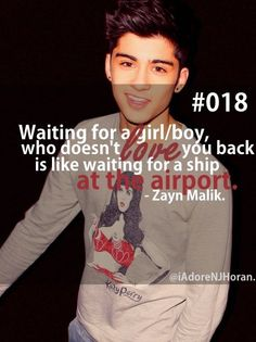 zayn quote one direction