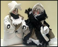 Linda Walsh Originals Dolls