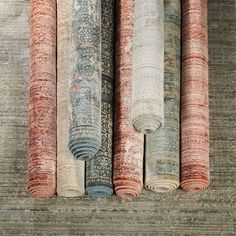 Teppich im Used-Look 💕 verschönern jedes Zuhause!