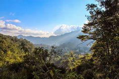 Early morning in Sagada, Philippines