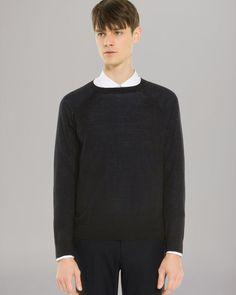 Sandro Pull Square Sweater