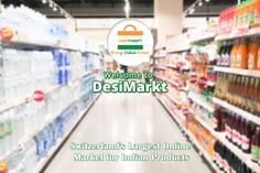 Being a reputed Switzerland's largest Indian shopping grocery superstore in Zurich at best rates Guter Rat, Online Marketing, Switzerland, Stuff To Buy, Native Americans