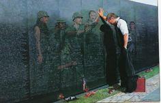 We remember the Veterans.