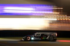 Strakka Racing's Danny Watts qualified the car with a 3.42.237