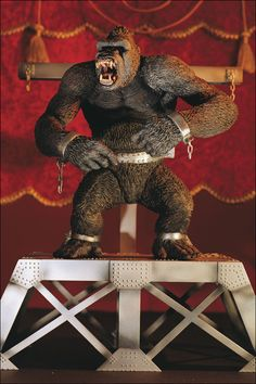 McFarlane Toys Movie Maniacs King Kong