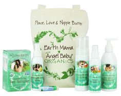 Green Grandma: Need a gift? Earth Mama Angel Baby to the rescue!