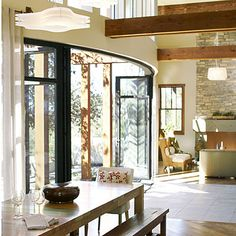 18 ideas to steal from a rustic modern ranch house great rooms