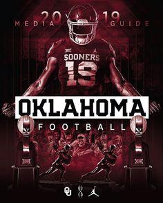Oklahoma University Football, Oklahoma Sooners, Boomer Sooner, Football Art, Sports, Typography, Graphic Design, Chic, Illustration