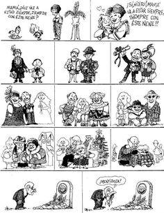 Mentidoza Mafalda Quotes, Humor Grafico, Words Worth, Big Hero 6, Sign Language, Cartoon Network, Memes, Illustrators, Playing Cards