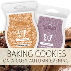 The best baked goods are made with sweet sugar, warm spices, and a whole lot of love. http://www.justawickaway.com