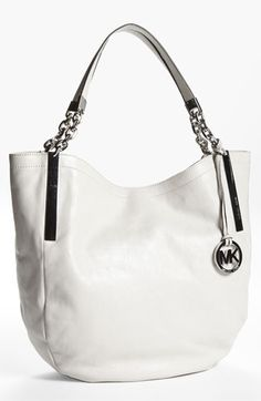 MICHAEL Michael Kors 'Julian - Large' Shoulder Tote available at #Nordstrom $245.90 (Anniversary Sale)