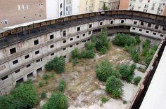 El incierto futuro del frontón madrileño donde Torres Quevedo ...