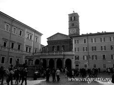 Santa Maria in Trastevere - Roma