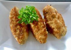 Kotlety Twardowskiego - Blog z apetytem Pork Recipes, Chicken Recipes, Cooking Recipes, Polish Recipes, Polish Food, Food Lists, Food Design, Tandoori Chicken, Finger Foods