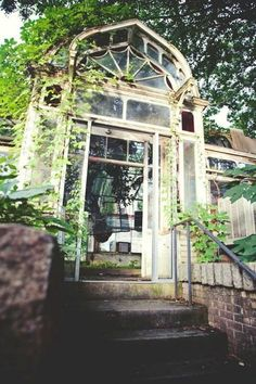 abandoned french garden - Google Search