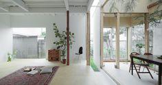 Casa Komazawa Park / miCo.