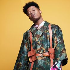 At Nasty C has been making waves in the Hip Hop industry. He chats to us about what success means to him and his tips to young people Children In Africa, Afro, Hip Hop Albums, Latest Music Videos, Trap Music, Album Releases, Cool Kids, Rapper, Men Casual