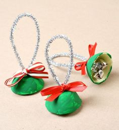 Easy egg carton Christmas craft for kids. Description from pinterest.com. I searched for this on bing.com/images