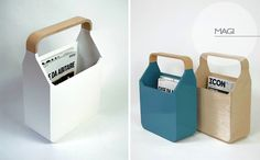 teal + white + plywood--pottinger + cole storage