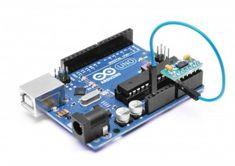 Accelerometer w/ Arduino project