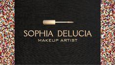 Makeup Artist Black Linen Colorful Glitter Gold Brush Business Cards http://www.zazzle.com/makeup_artist_black_linen_gold_foil_glitter_business_card-240104493765016453?rf=238835258815790439&tc=GBCCosmetology2Pin