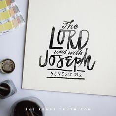 Joseph in Potiphar's House
