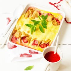 Rezept: Erdbeer-Crespelle