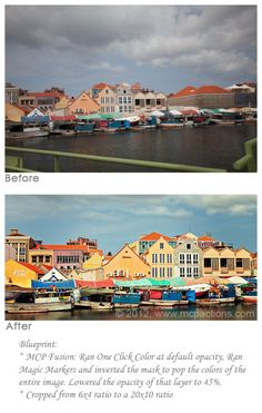 Transform A Vacation Snapshot Into Art Using Photoshop Actions MCP Photography Blog