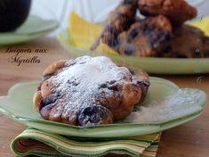 Muffin, Breakfast, Desserts, Food, Blueberries, Bonjour, Love, Kitchens, Breakfast Cafe