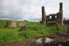 Castles of Leinster: Newtown, Offaly by Mike Searle - near to Pollduff and  Longford, Offaly, Ireland