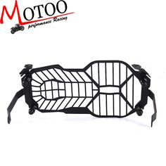 49.00$  Buy here - http://alizu5.shopchina.info/go.php?t=32755244952 - Motoo - free shipping Motorcycle Headlight Grille Guard Cover Protector For BMW R1200 GS R1200GS ADV 2012-2016  #magazineonlinebeautiful