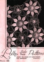 Free Teneriffe Lace Patterns. Polka Spider Web Patterns 1939. You can download the pattern in a pdf format from the site