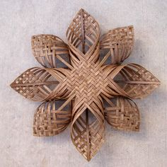xxl Woven Star Christmas ornament extra large snowflake chubby chevron twill sculpture Scandinavian Cherokee tree topper on Etsy, Diy Christmas Tree Topper, Diy Tree Topper, Christmas Crafts, Christmas Decorations, Christmas Ornaments, Christmas Baskets, Diy Ornaments, Christmas Stars, Star Tree Topper
