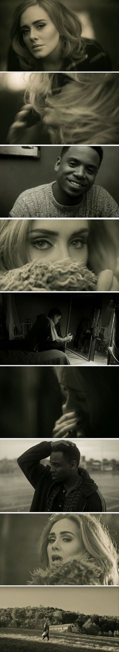 """Adele just released the GLORIOUS new music video for """"Hello"""""""