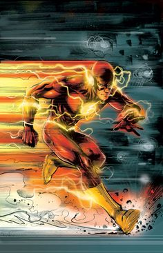 We recently featured some outstanding art from the Marvel Universe. Today, we have even more comic art but this time from the DC Universe. DC comics include some of your favorite super heroes such. Flash Comics, Dc Comics Heroes, Dc Comics Characters, Dc Comics Art, Marvel Dc Comics, Marvel Comic Universe, Comics Universe, Flash Wallpaper, Superhero Villains