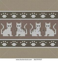 Stock Images similar to ID 327357905 - set of fair pattern sweater. Knitting Charts, Baby Knitting Patterns, Knitting Stitches, Hand Knitting, Crochet Patterns, Knitting Designs, Cross Stitch Designs, Cross Stitch Patterns, Cross Stitch Borders