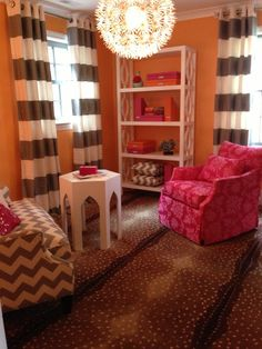 Haute Indoor Couture: Client Teen Suite Preview