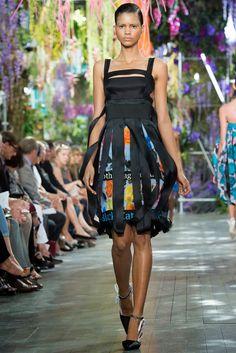 #moda #fashion #Dior http://cuchurutu.blogspot.com.es/2014/07/christian-dior-pv-2014.html