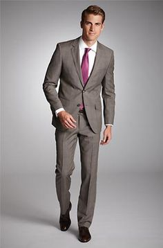 Hugo Boss Suits! All Hubsly will wear