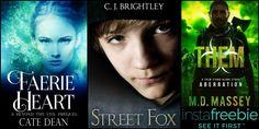See It First: M.D. Massey, C.J. Brightley, and Cate Dean - instaFreebie  #scifi #instaFreebie
